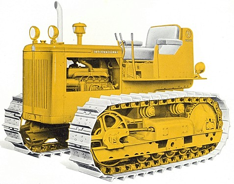 International TD-9 Series 92 | Tractor & Construction Plant Wiki