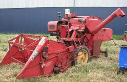 MF 30 (old) combine