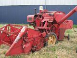 Massey Ferguson 30 (old) combine