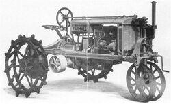 McCormick-Deering Farmall 1925