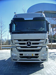 Mercedes-Benz Actros 1848 BlueTec 5-4