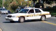 Montgomery County Sheriff's Office cruiser