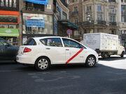SEAT Toledo Mk3 taxi