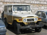 Toyota Land Cruiser (J40)