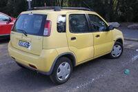 2003 Suzuki Ignis (RG413) GL 5-door hatchback (26294012282)