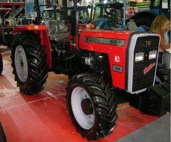 Bozok 60 S MFWD - 2012
