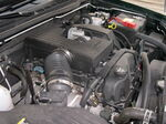 GMC Canyon Vortec 3500 engine