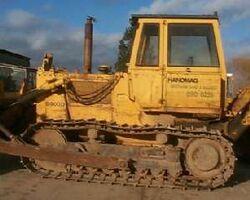 Hanomag D600D crawler