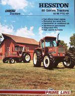 Hesston | Tractor & Construction Plant Wiki | FANDOM powered
