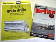 MM Grain Drills brochure
