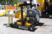 Selwood portable pump unit at Hillhead 2012 - IMG 1106