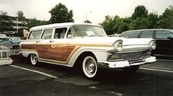 1957 Ford Country Squire