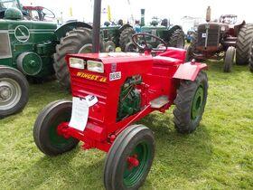 1970s WINGET 42 Tractor Diesel