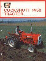 Cockshutt 1450 ad
