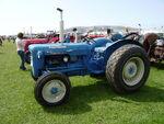 Fordson Dexta on grass tyres at Llandudno 08 - P5050134
