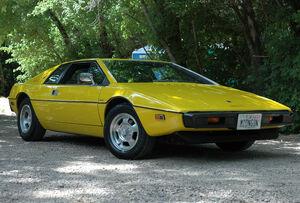 Lotus Esprit S1 1977 Fed
