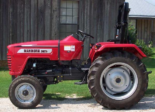 Mahindra 3825 | Tractor & Construction Plant Wiki | FANDOM