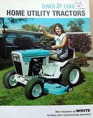 White Farm Equipment Tractor Construction Plant Wiki Fandom