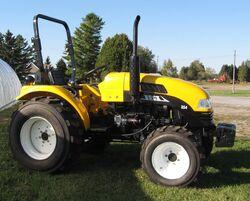Buck 354 MFWD - 2008