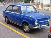 Fiat 850 v sst