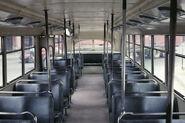 Interior - Pullman trolleybus