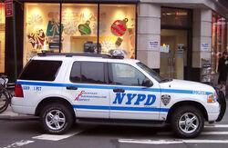 NYPD-SUV