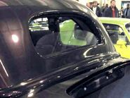 '36 Ford 5-window rear window