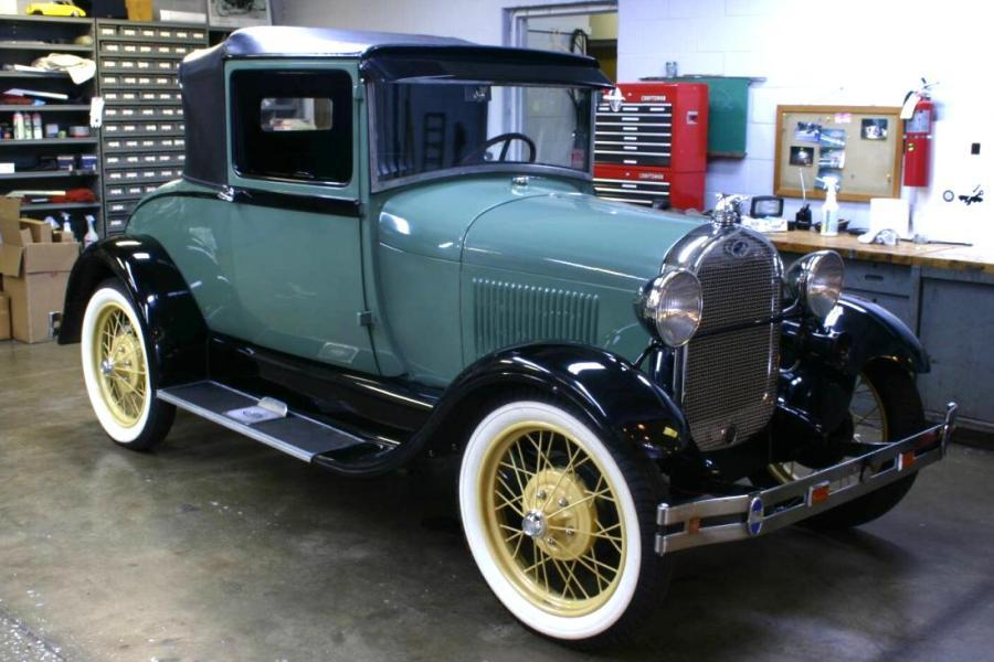 Ford Model A (1927-1931) | Tractor & Construction Plant Wiki | FANDOM powered by Wikia
