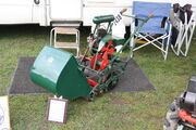 ATCO Motor Mower at Newark2012 - IMG 4357