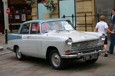 Austin A55 mkII Cambridge 1959 front.jpg