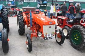 BMC Mini Tractor - YTA 202E at Bath 2010 - IMG 8265