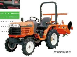 Hitachi CTX137 MFWD - 2004