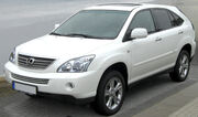 Lexus-RX400h Crystal White Mica
