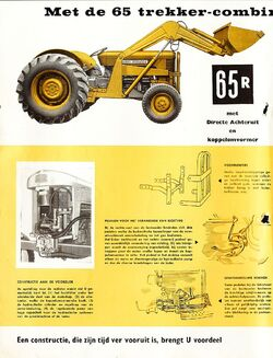 MF 65R Industrial brochure