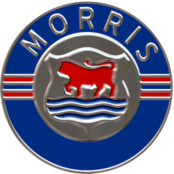 Morris Motors badge