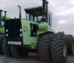 Steiger Panther III ST310 4WD - 1981