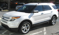 2011 Ford Explorer Limited -- 12-15-2010 2