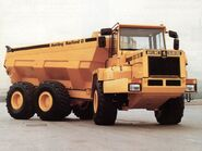 A 1990s Aveling Barford RXD28 ADT TD