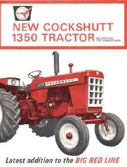 Cockshutt 1350 ad