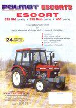 Escort (Pol-mot) 335 brochure-2003