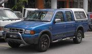Ford Ranger (Southeast Asian, first generation) (front), Serdang