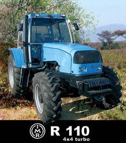 IMR R 110 DV Turbo MFWD - 2005
