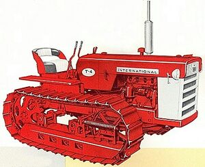 International T-4 1960