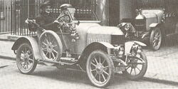 MHV Morris Oxford 1913