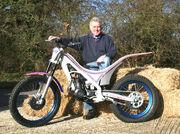 Richardand bike