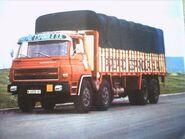 1980s Barreiros 3784 Cargolorry 8X4 Diesel