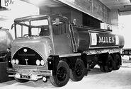 A 1960s Thornycroft Jupiter Tanker 8X4