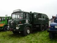 Foden S41 - mobile workshop - JML 136K at Rushden 08 - P5010284