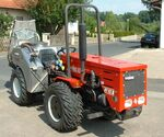 Frieg Bio-Trak HY 92 MFWD