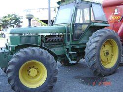 JD 3540 MFWD
